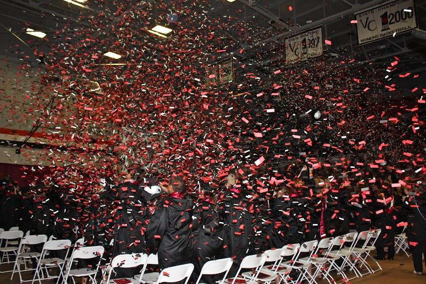 Class of 2011 turns the tassels (135 photos)