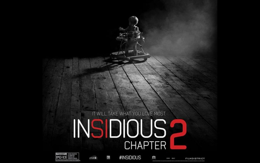 Insidious: Chapter 2 came out on September 13. Credit: FilmDistrict/The Foothill Dragon Press