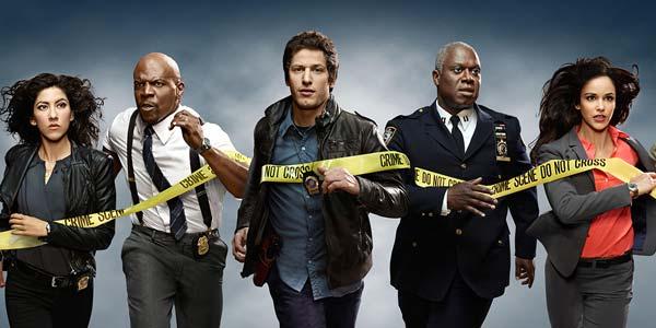 Brooklyn Nine-Nine is a new must-watch comedy on Fox. Credit: Fox/The Foothill Dragon Press