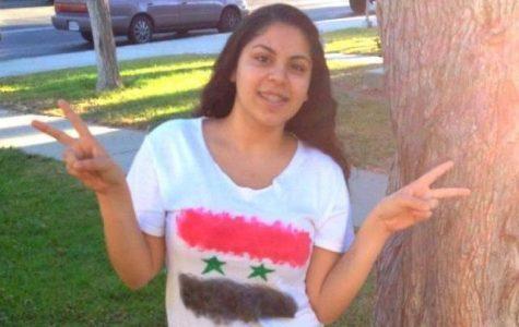 Naja Hawara: Syrian protester, Assad supporter, Foothill student