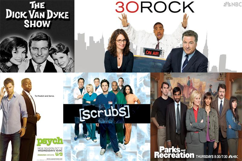 Start the year laughing with these shows on Netflix