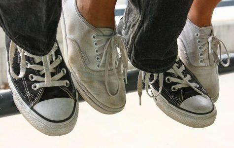 Converse vs. Vans: The Most Desired Shoe (15 photos)