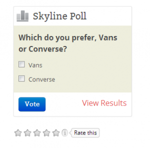 480421b35425cf Converse vs. Vans  The most desired shoe (15 photos) – The Foothill ...
