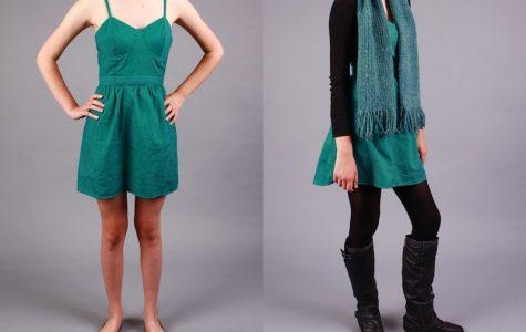 Summer to Fall Fashion (8 photos)