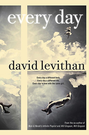 """Even though """"Every Day"""" does not have a real person as the main character, the story of """"A"""" is captivating. Credit: Random House Books"""
