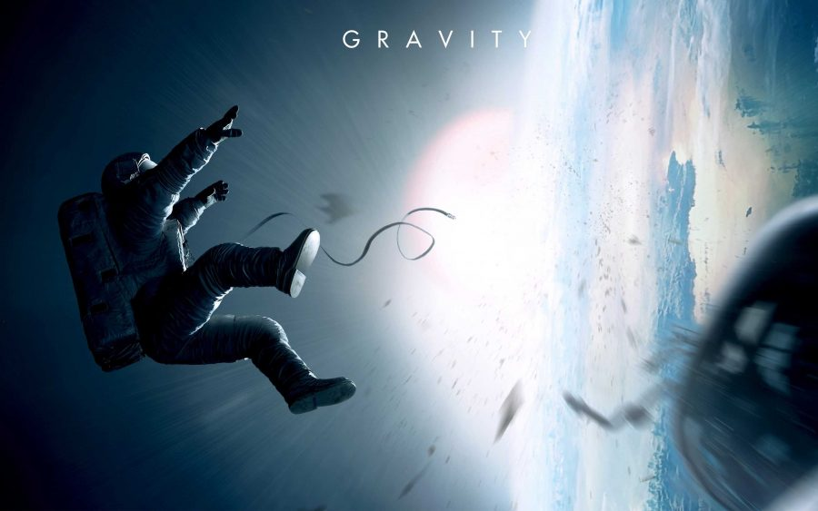 Gravity was released on October 4. Credit: Warner Bros. Pictures