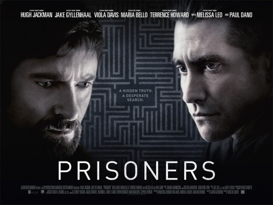 The movie Prisoners came out on August 30. Credit: Warner Bros.