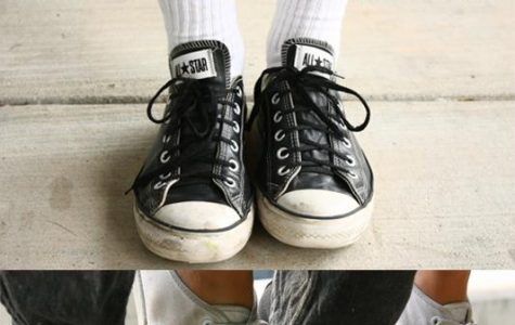 Converse vs. Vans: The most desired shoe (15 photos)