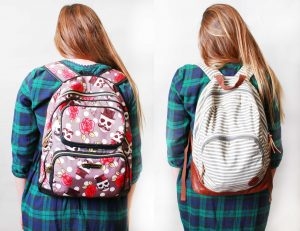 The Backpack. Credit: Kinsey Thomas/The Foothill Dragon Press