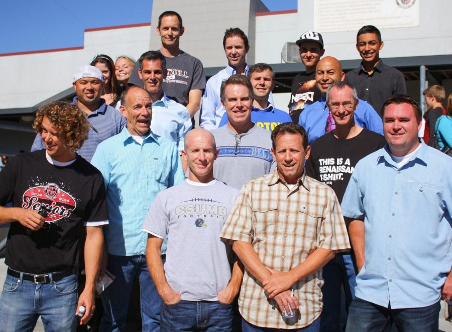Foothill teachers cleanly shaven in preparation for No-Shave November (17 photos)
