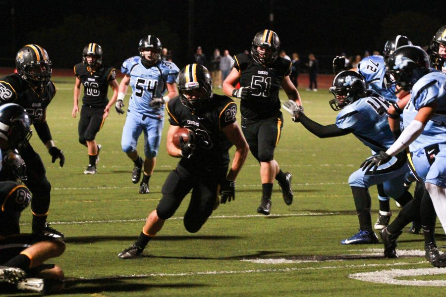 Ventura Cougars conquer Buena Bulldogs for fourth year in a row (65 photos, video)
