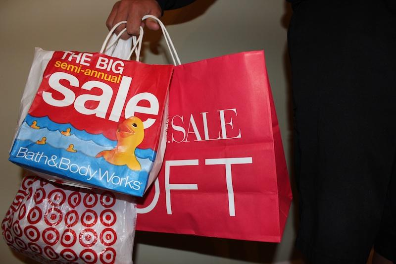 Black Friday shopping can be dangerous. Be careful and find the best deals. Credit: Emily Chacon/The Foothill Dragon Press
