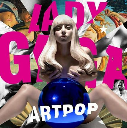 Lady Gaga surprises fans with new album ARTPOP