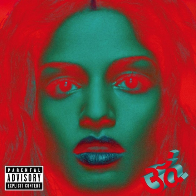 M.I.A.%27s+new+album+Matangi+is+a+fun+mix+of+rap+and+electronic+music.+Credit%3A+2013+Maya+Arulpragasam+under+exclusive+license+to+Interscope+Records.