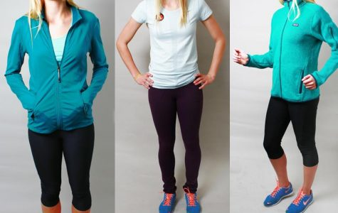 "For the athletes: The ""sporty"" look made simple"