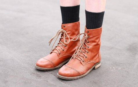 "Boots: The ""wear-all-winter"" shoe"