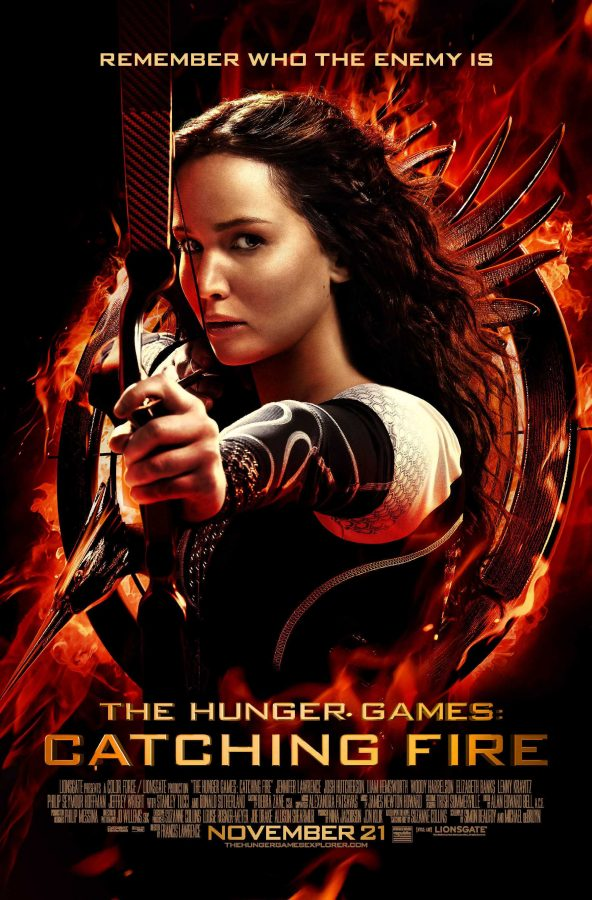 """""""Catching Fire"""" captivates with action in a dystopian world"""