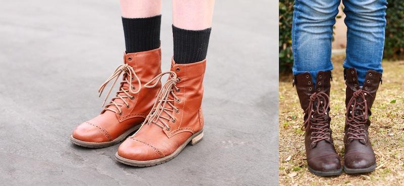 combat boots copy