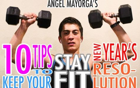 """Ten ways to keep your """"stay fit"""" resolution alive"""