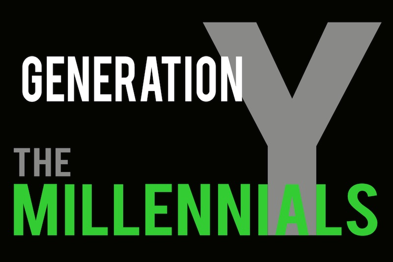 The+Millennial+generation+has+been+criticized+as+being+obsessed+with+themselves+and+technology