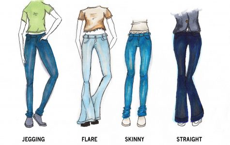 The journey to find the perfect pair of jeans