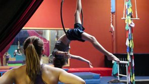 Kevin Holland, Aerialist