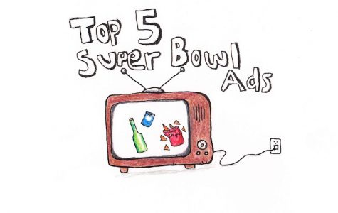 Top five Super Bowl advertisements