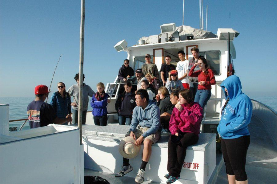 Bioscience Fishing Trip(40 photos)