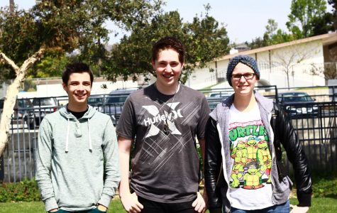 Foothill drama students act, sing, dance, direct, and improvise to pursue creative goals