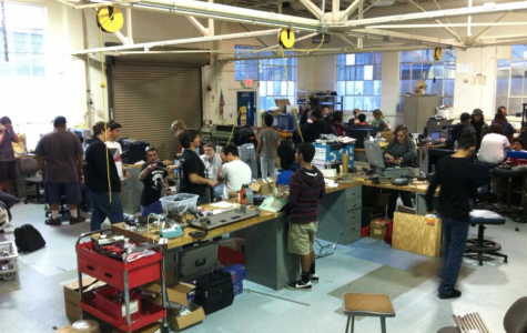 Robotics: A place to fit in, learn, and have fun