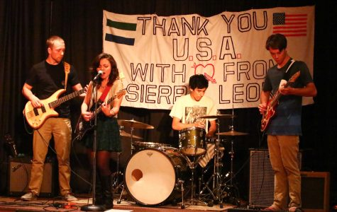 Students raise awareness for Sierra Leone at benefit concert (25 photos, video)