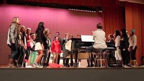 Olivia Cate, Company Show Choir