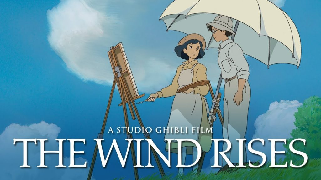 """""""The Wind Rises"""" is the sentimental story of a Japanese boy following his dream of becoming an airplane designer. Credit: Studio Ghibli"""