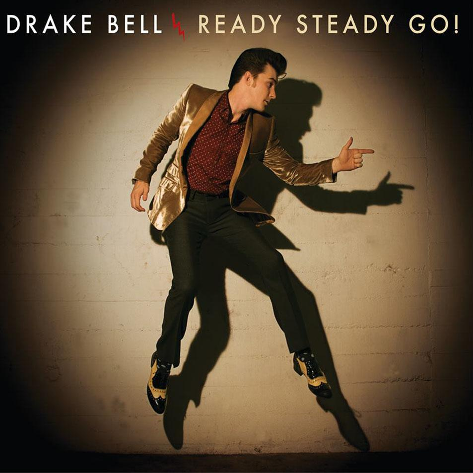 "Drake Bell impresses with ""Ready Steady Go!"" but he can't quite shed the reputation of his past Credit: http://blastoutyourstereo.com/"