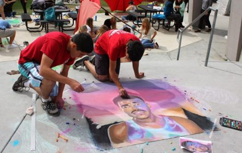 Chalk Festival brings students together (16 photos)