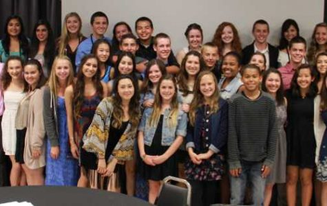'Daring, open, authentic' ASB students pass the torch at banquet