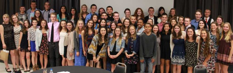 The+ASB+class+had+their+annual+banquet+on+Wednesday.+Credit%3A+Aysen+Tan%2FThe+Foothill+Dragon+Press