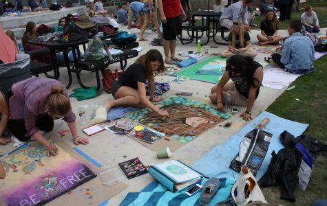 Chalk Festival(16 photos)