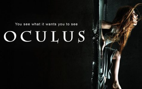 """Oculus"" shatters the typical horror movie with a different kind of villain"