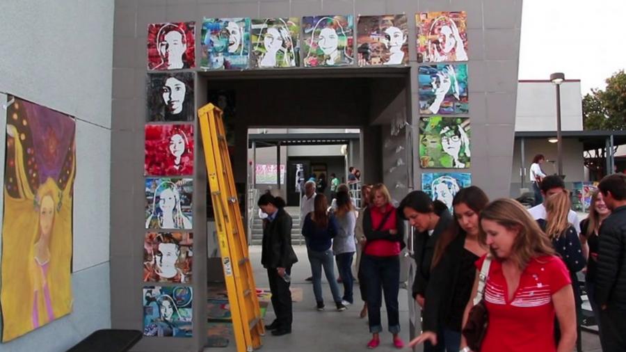 Art Show 2014 Video