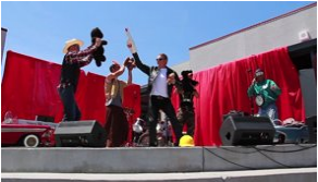 Foothill Staff Air Guitar 2014 Performance Video