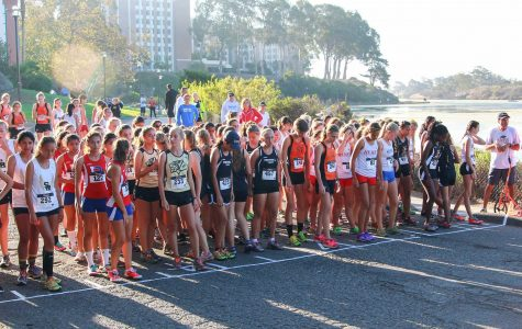 UCSB Cross Country Meet (18 photos)