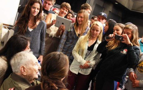 Holocaust survivor and educator Bernd Simon passes away at age 94