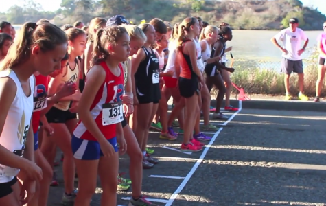 UCSB Cross Country Meet 2014