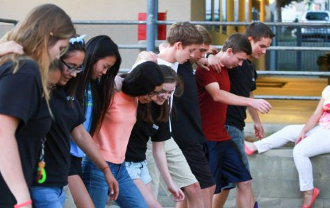 Cohort 9 takes victory at BioScience Olympics (8 photos)