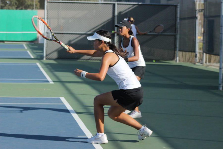 Thacher defeats girls tennis team in home match (12 photos)
