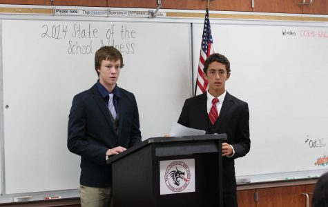 "ASB presents first-ever ""State of the School"" address (video)"