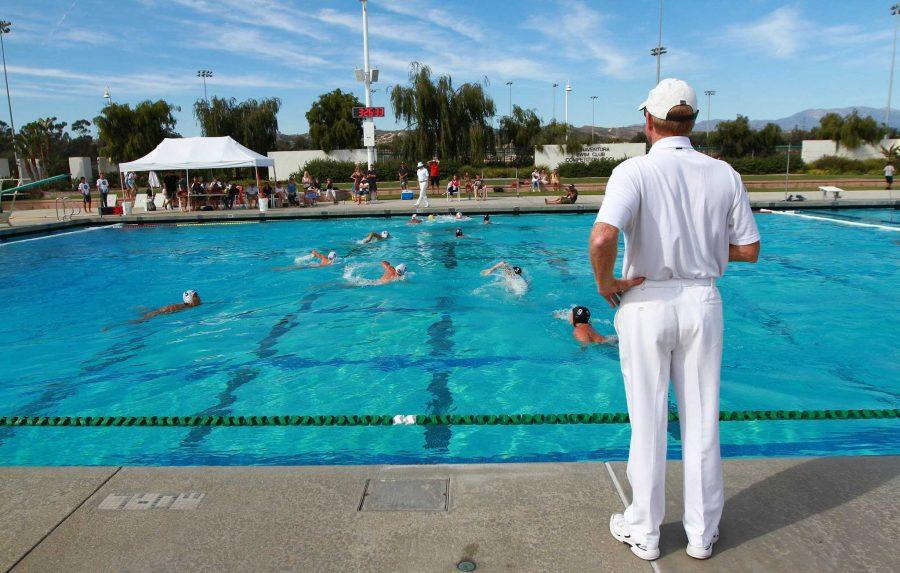 Boys Water Polo Home Game(22 photos)