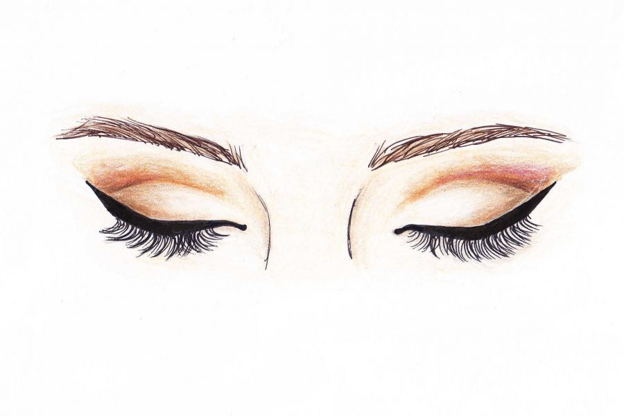 How to: Spice up your eye makeup with fall colors