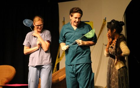 "Foothill's drama captivates audience with ""The Beatles Slept Here"""